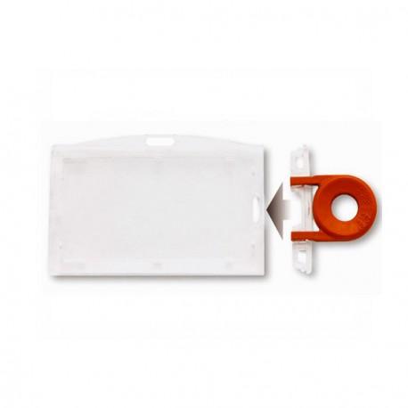 Porte-badge à clef - Ref PBR/CLL