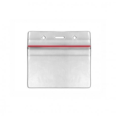 Porte-badge souple - Ref PB/ZH