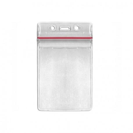 Porte-badge souple - Ref PB/ZV