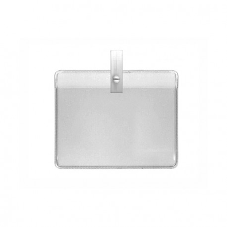 Badge holder with Clip - Ref PBS/44