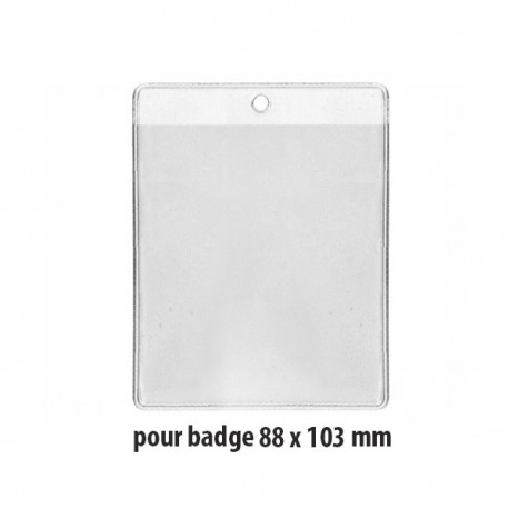 Badge holder  - Ref PBS/18R