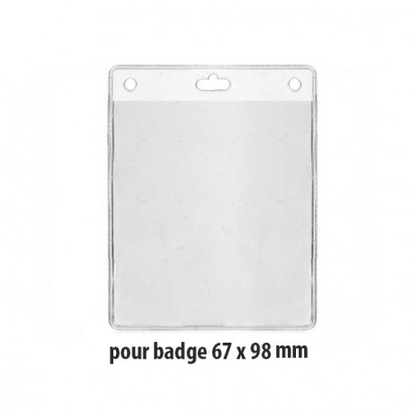 Porte-badge - Ref PBS/37VO
