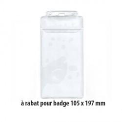 Porte-badge - Ref PBS/1019V