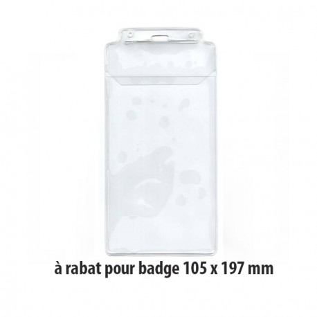 Porte-badge - Ref PBS/1019V
