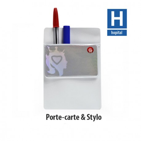 Porte-badge - Ref POCH/PSH