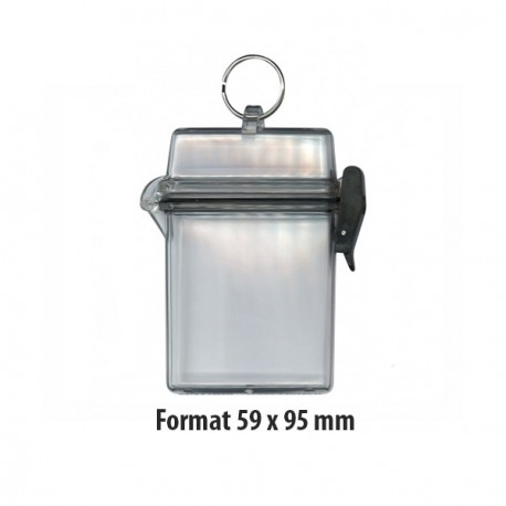 Porte-badge - Ref CLEAR/1