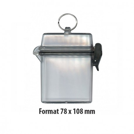 Porte-badge - Ref CLEAR/2