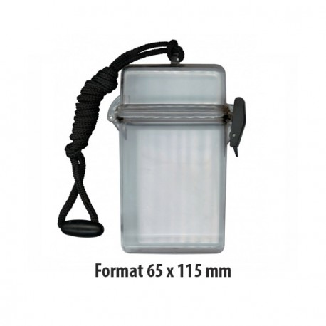 Porte-badge - Ref CLEAR/3