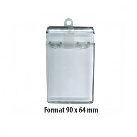 Porte-badge - Ref CLEAR/5