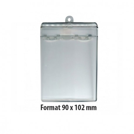 Porte-badge - Ref CLEAR/6