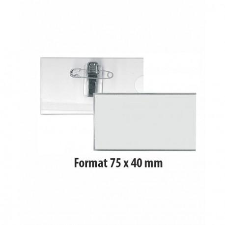 Porte-badge - Ref PBSR/2.3