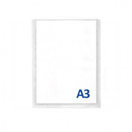 Pochette adhésive A3 - Ref POCH/A3