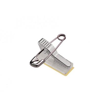 Adhesive clip - Ref PE/ADH