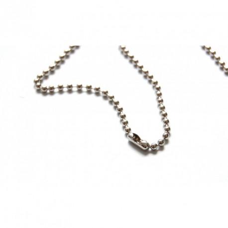 Metal chain - Ref CH/M