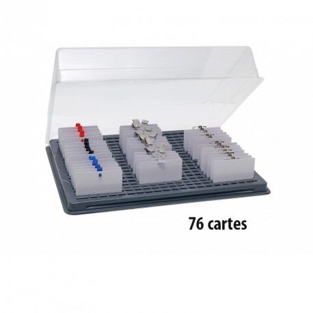 Card tray - Ref PLA/57