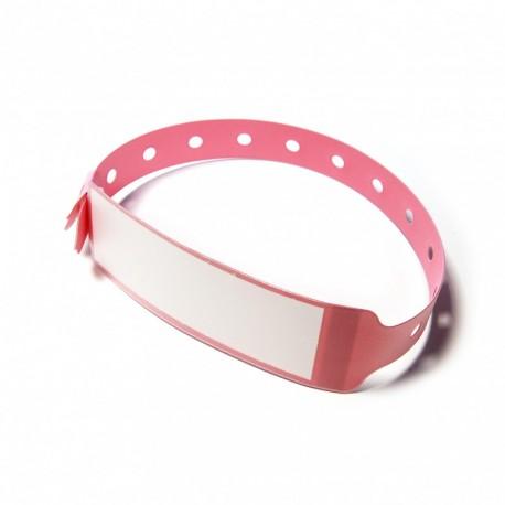 Flap wristband