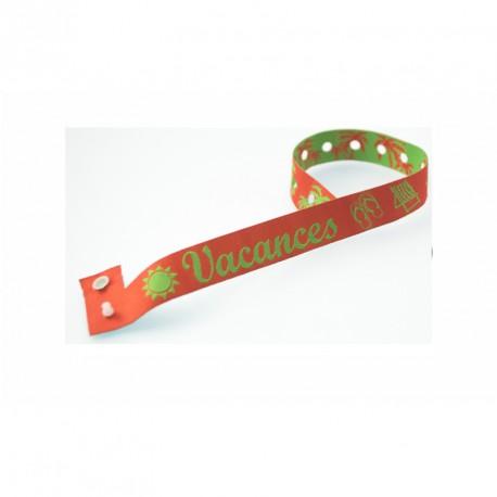 Bracelet TISSU à clip