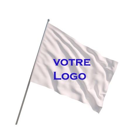 Drapeau à votre Logo
