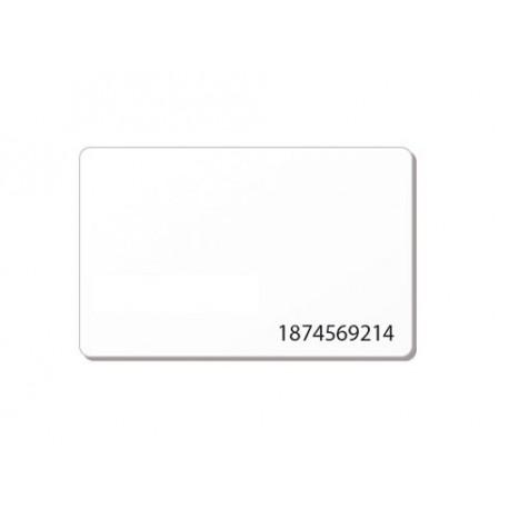 Badge MIFARE numéroté