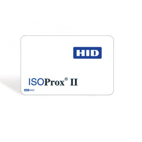 Badge ISO PROX II