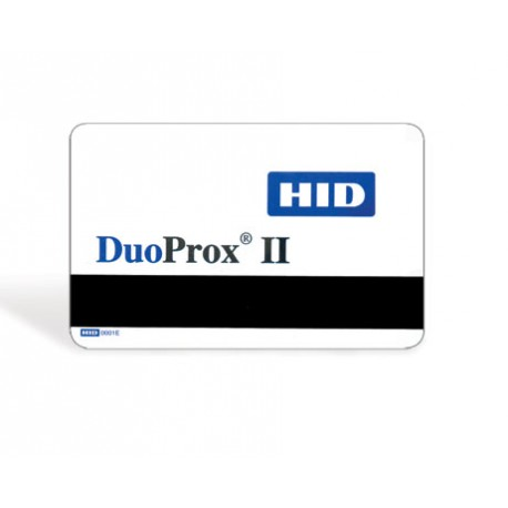 Badge DUO PROX II