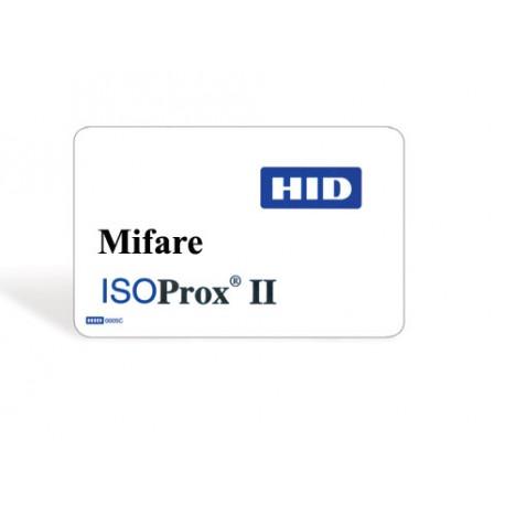 Badge Bi-technologie PROX / MIFARE 1K