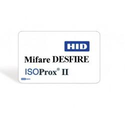 Badges Bi-technologie PROX / MIFARE Desfire
