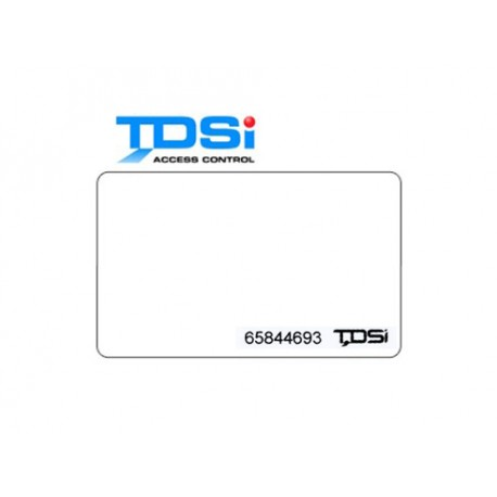 Badge TDSi 125 khz
