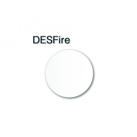 Tag adhésif Mifare DESFIRE EV1