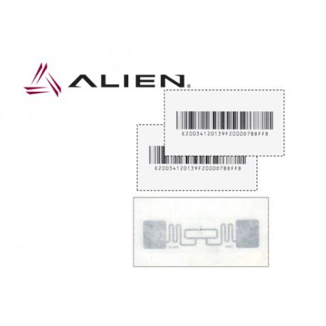 Tag adhésif UHF Alien H3