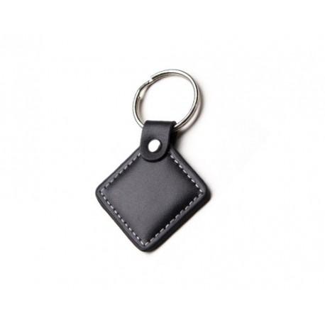 Porte-clé cuir RFID
