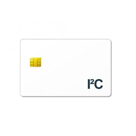 Smart card I²C