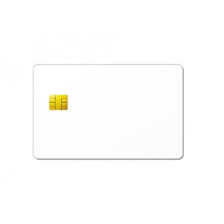Smart card SLE4442