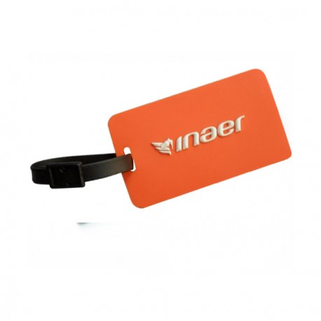 Luggage tag holder - Ref PEB/SILI