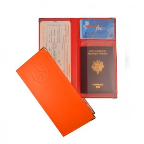 Pochette passeport - Ref PP/1550