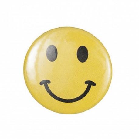 Badge bouton aimanté