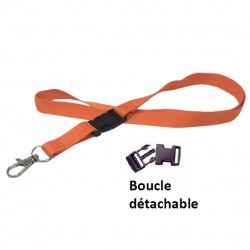 Lanyard 15 mm - Ref CO/15-B