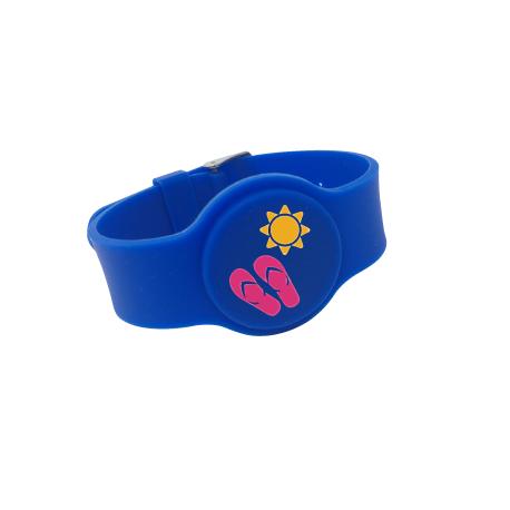 Bracelet RFID à boucle