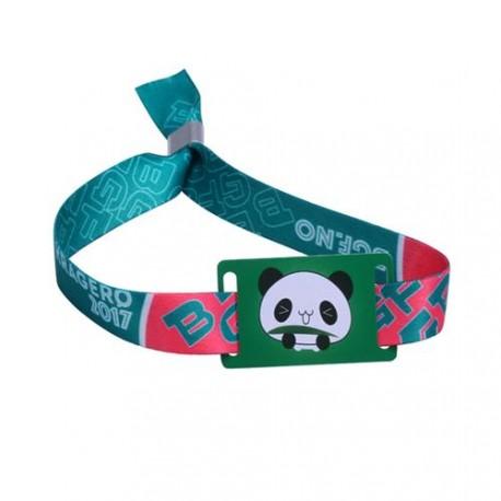 Bracelet RFID textile