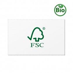 Ecolabel FSC Badge