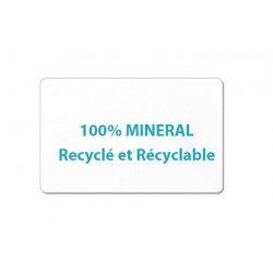 Mineral card