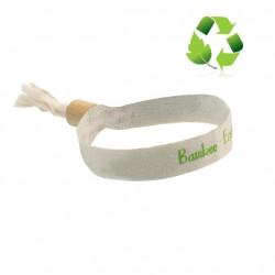 Bamboo Wristband SATIN